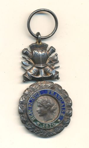 Frankreich Medaille Militaire 1870